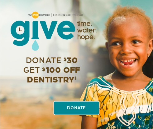 Donate $30, Get $100 Off Dentistry - West Plano Modern Dentistry and Orthodontics